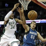 Milwaukee has won three straight meetings against the Timberwolves, including a 95-85 decision at the Target Center on Jan. 2.