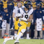 California's Trevor Davis, drafted by the Packers in the fifth round, adds speed and competition to the team's wide receiver corps.