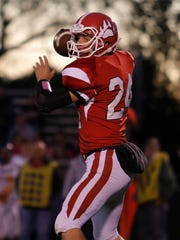 Nick Putnam and Laingsburg are in the playoffs for