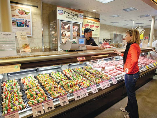 Wegmans Food Market is getting closer to opening in Harrison.