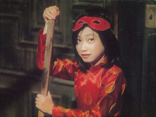 "Jina Tan stars in the 1974 comedy ""Mixed Company,"" which was filmed in Phoenix."