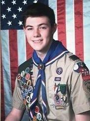 Jameson Boerema earned his Eagle Dec. 14.