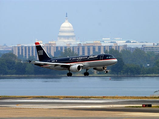 Us Airways Final Flight Closes Curtain On Another Major