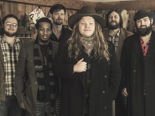 The Marcus King Band will perform Thursday at the Rongovian