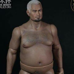 This UFC fighter's action figure is an abomination