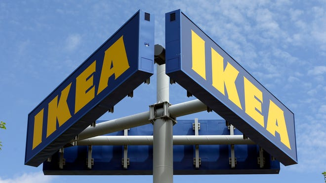 A file photo shows an Ikea store in Miami.