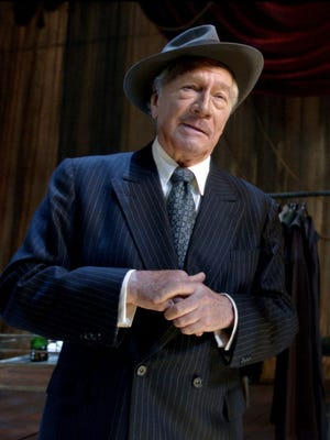 Christopher Plummer portrays theater and film titan John Barrymore in PBS.