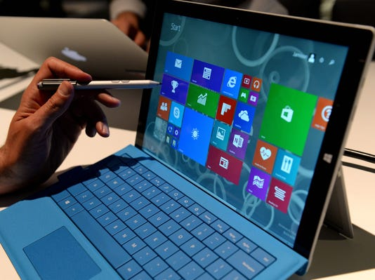 Microsoft gets lots right with Surface Pro 3