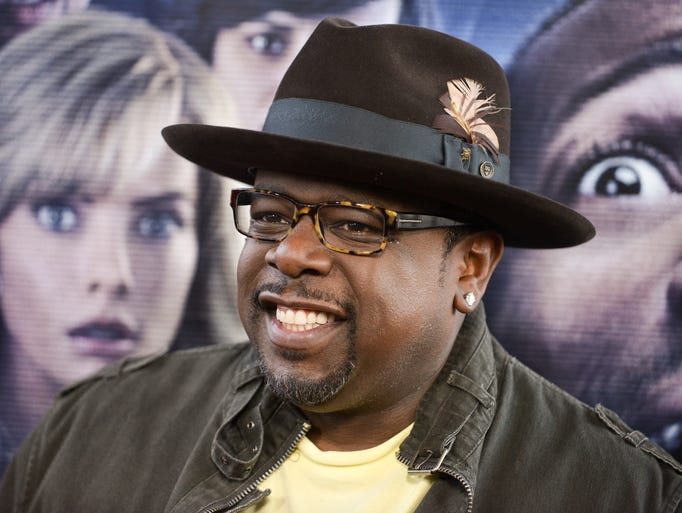 """Cedric the Entertainer arrives at the LA Premiere Of """"A Haunted House 2"""" on Wednesday, April 16, 2014, in Los Angeles. (Photo by Richard Shotwell/Invision/AP)"""