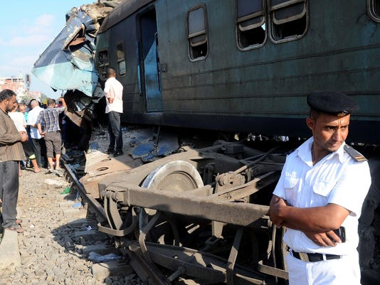 EGYPT-ACCIDENT-TRAIN
