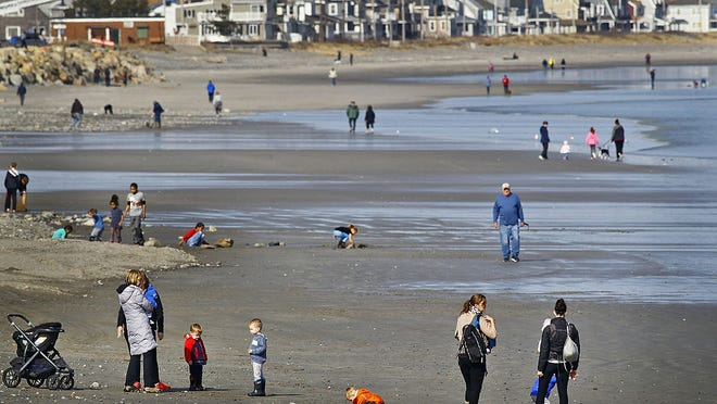 Many residents of Hull want the town to improve disability access to the town-owned portion of Nantasket Beach.