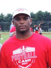 Former Paulsboro great running back and NFL veteran