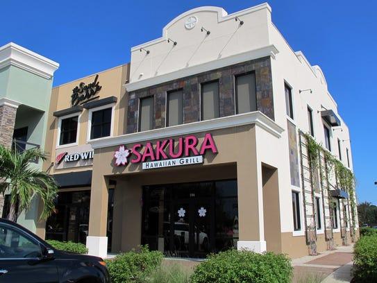 Sakura Hawaiian Grill closed in early September after