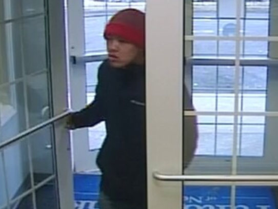 Police are seeking this man in connection with a Fulton