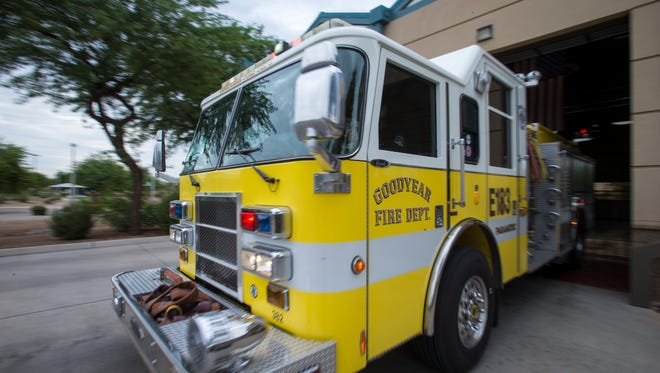 The Goodyear Fire Department has 38 volunteers working as cadets and community educators, according to Fire Chief Paul Luizzi.