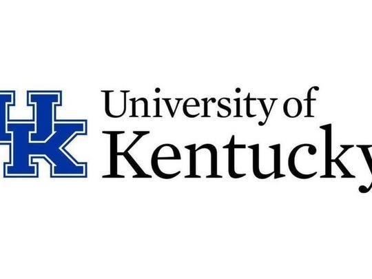 New logo of the University of Kentucky. December 2015.