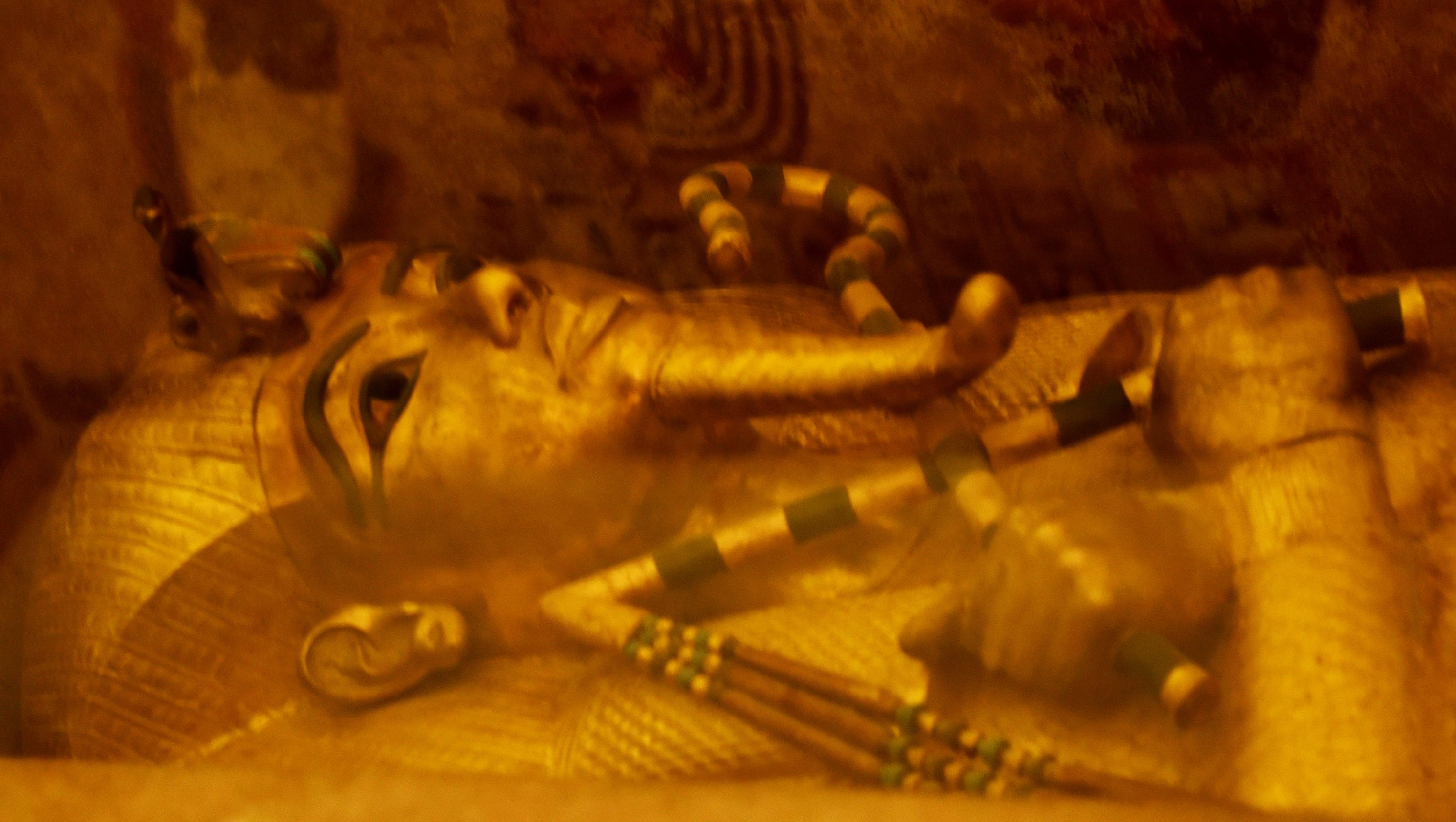 King Tut Tomb Theory Suddenly In Doubt