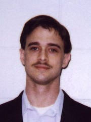 Darrell James Robinson in 2001.