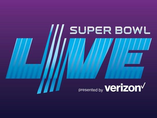 Super Bowl Live runs in downtown Minneapolis through