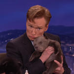 That bear is #TeamCoco for now.