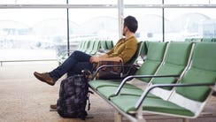 This is the time of year when emptier airport terminals
