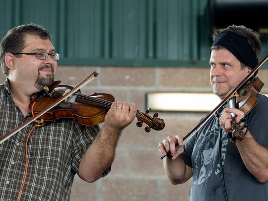 The all-star Cajun band High Performance performs Friday night at the Breaux Bridge Crawfish Festival.