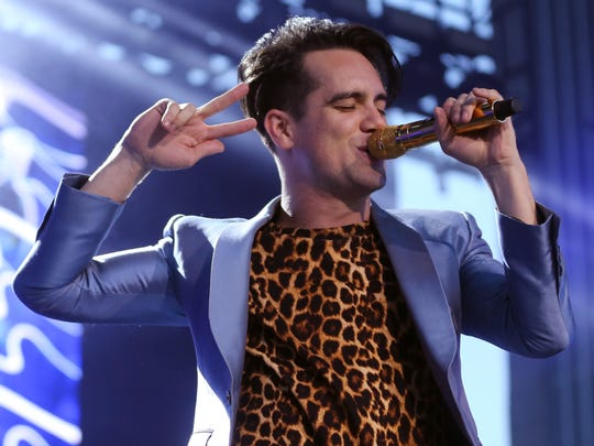 Brendon Urie will perform with Panic at the Disco Dec. 13 at the Pavilion at Pan Am.