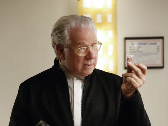 John Laroquette as the oldest Alex on 'Me, Myself &