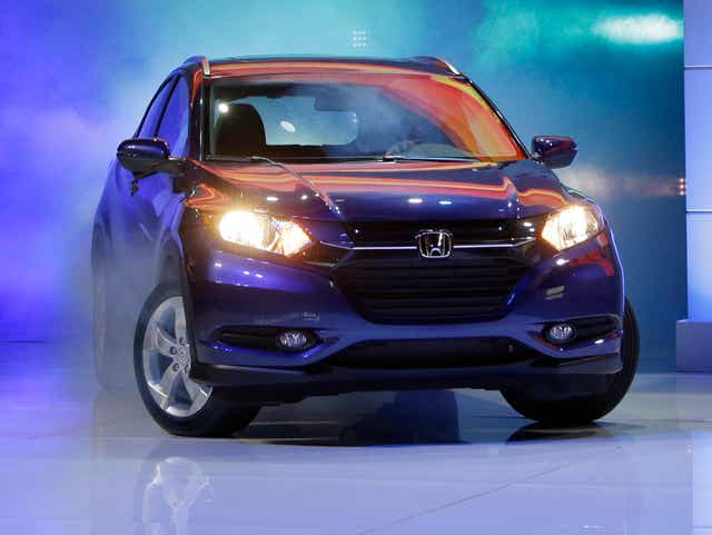 Honda Prices New Hr V Small Suv Below 20000