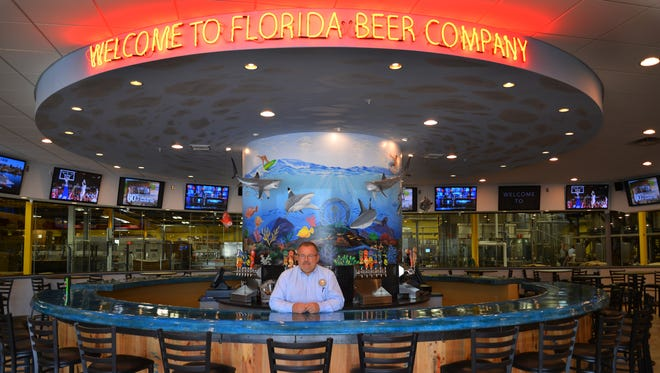 The fifth stop on the Run Brevard's Breweries Tour is Florida Beer Company in Cape Canaveral.