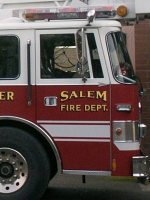 Salem Fire Department investigated a potential HAZMAT situation on Market Street.