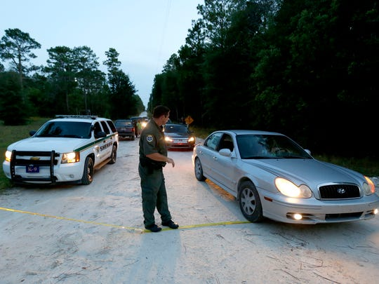 AP Shootings North Florida