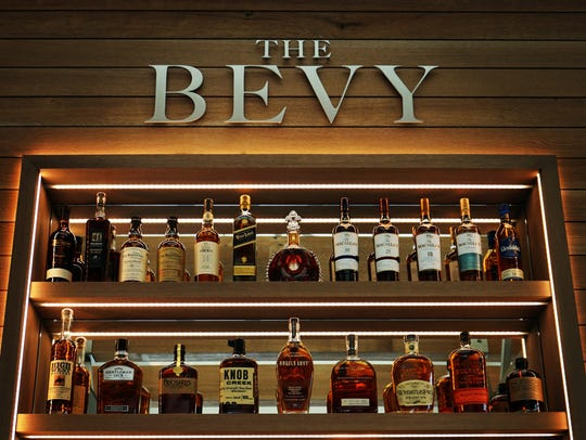 The Bevy gastrobar opened Tuesday at 360 12th Ave.