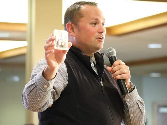 Trevor Johnson, director of the DART Program, discusses