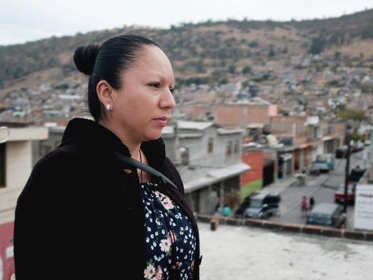 Guadalupe Garcia de Rayos, 36, was deported to Mexico