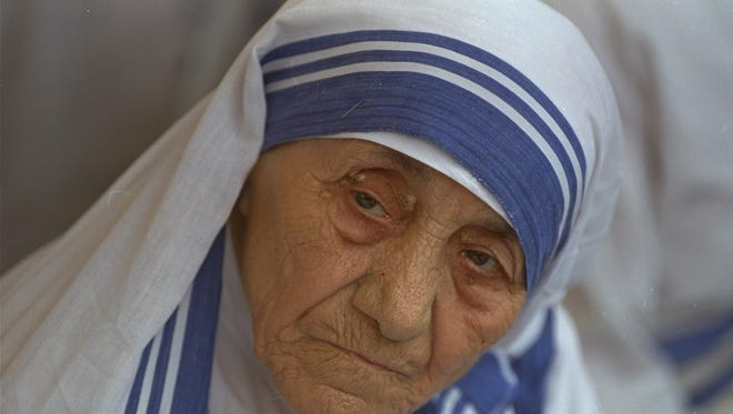 Mother Teresa, head of Missionaries of Charity, died on Sept. 5, 1997. She was canonized into sainthood at Vatican City on Sept. 4, 2016.