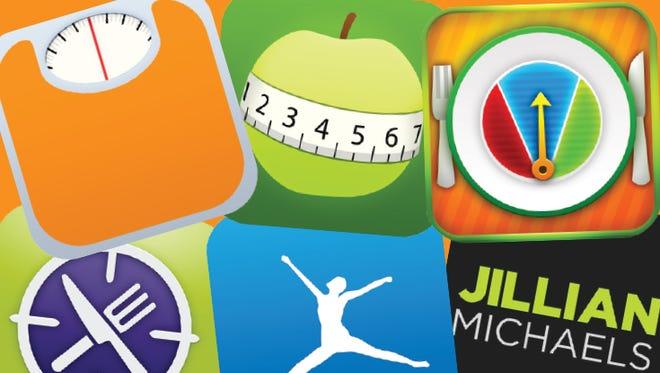 Fitness based apps