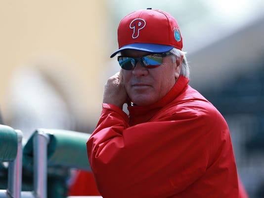 MLB: Spring Training-Philadelphia Phillies at Detroit Tigers