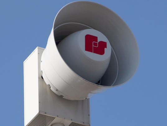 Only A Drill Tornado Sirens To Sound Tuesday