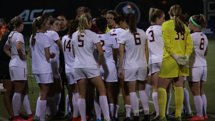 The Seminoles defeated Evansville 3-0 in the first