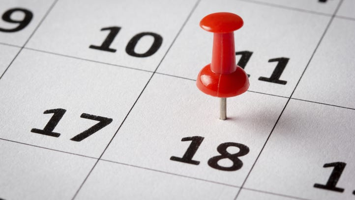 Deming and Luna County community calendar for May 25