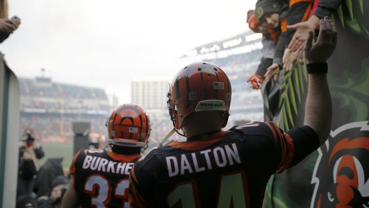 Bengals QB Andy Dalton replaces Tom Brady in Pro Bowl