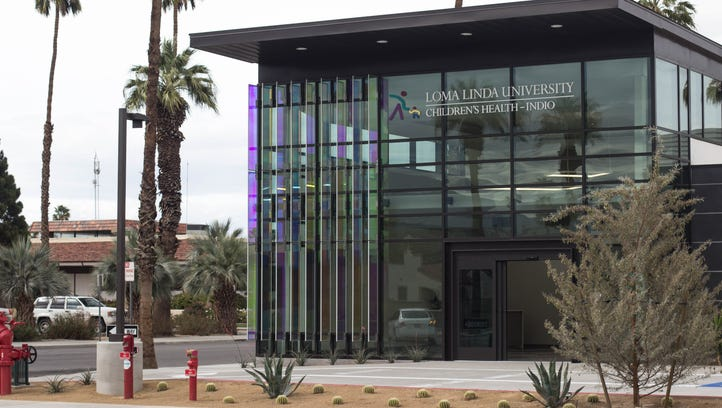 New children's clinic brings specialty medical care to Indio