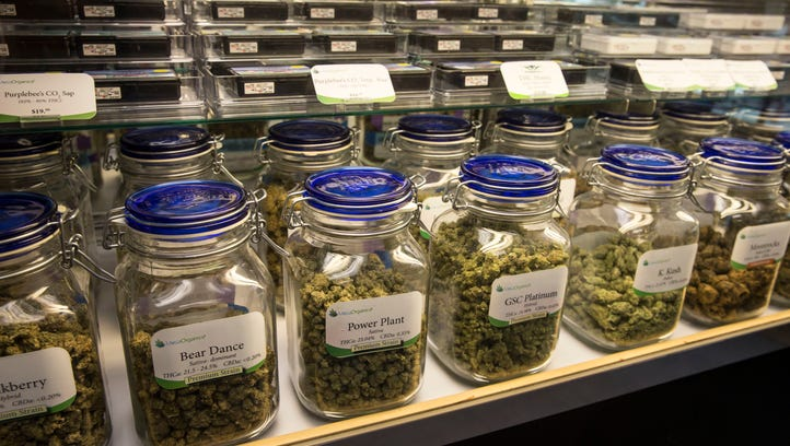 Mesa Organics offers various forms of cannabis including