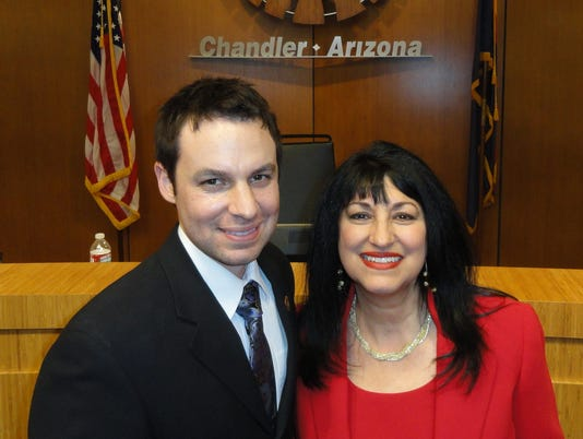 J.D. Mesnard and Nora Ellen