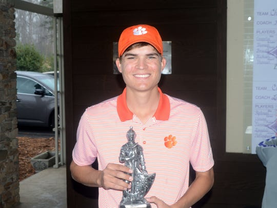 Carson Young's Furman Invitational victory was his
