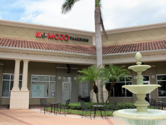 Mojo Thai & Sushi Bar Restaurant is targeted to open in mid-October in the Galleria Shoppes at Vanderbilt in North Naples.