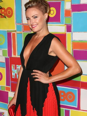Actress Malin Akerman attends HBO's Annual Primetime Emmy Awards Post Awards Reception at The Plaza at the Pacific Design Center on August 25, 2014 in Los Angeles, California.
