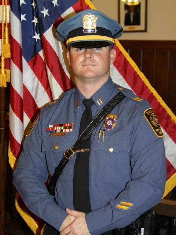 Deal Police Capt. Earl Alexander died in 2016.