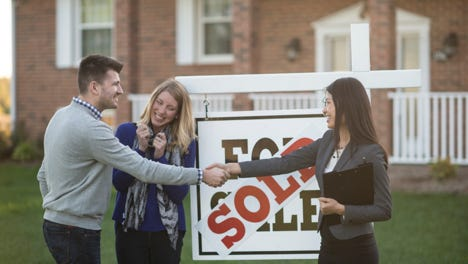 Selling your home can be less stressful with the proper preparation and help from a realtor.